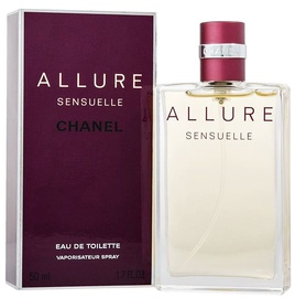 Kvepalai Chanel Allure Sensuelle 50ml EDT