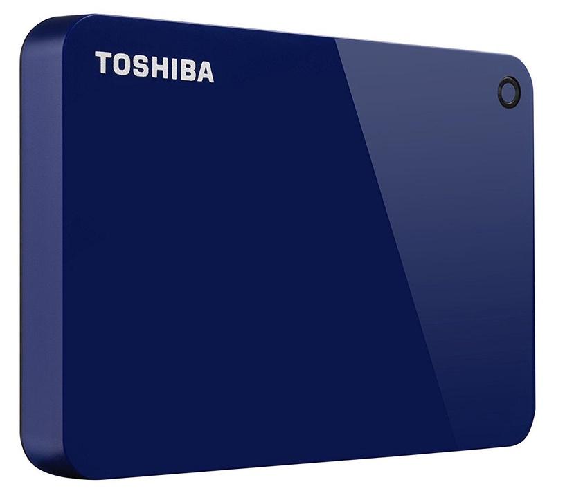 "Toshiba Canvio Advance 2.5"" 2TB USB 3.0 Blue"