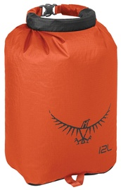 Osprey Dry Sack Poppy Orange 12L