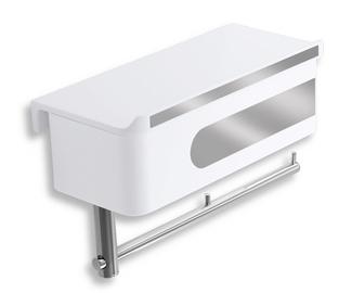 Держатель туалетной бумаги Novaservis Yacore 65538,1