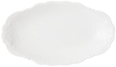 Porcelana Krzysztof Fryderyka Oval Plate 25cm