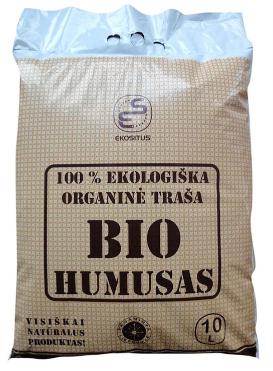 Universalus biohumusas, 10 l