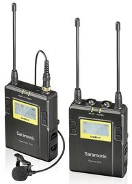 Saramonic Wireless Lavalier Microphone System UwMic9 RX9+TX9 UHF