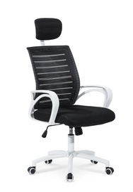 Halmar Socket Office Chair White/Black