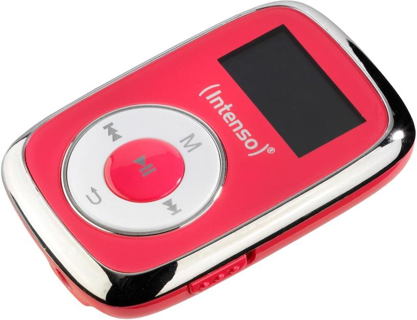 Музыкальный проигрыватель Intenso 3614563, розовый, 8 ГБ