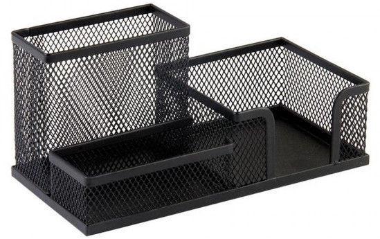 Avatar Table Organiser Metallic Black
