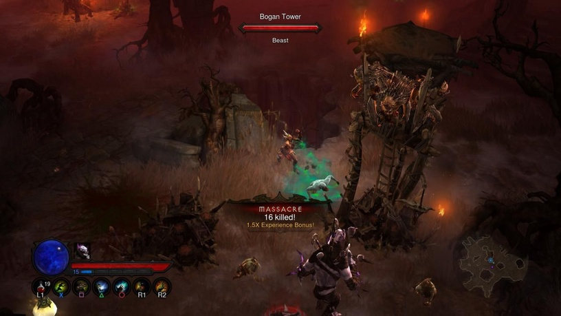 Diablo III: Reaper Of Souls Ultimate Evil Edition Xbox One