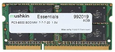 Mushkin Essentials 16GB DDR3L 1600MHz C11 SO-DIMM Kit Of 2 MES3S160BM16G28