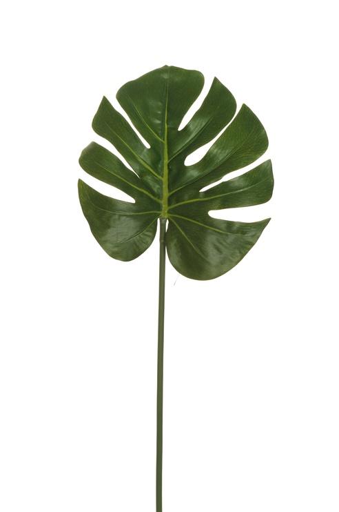 Искусственный цветок 80-360274, зеленый