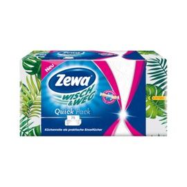 Popieriniai rankšluosčiai Zewa W&W Quick 75, 2 sl.