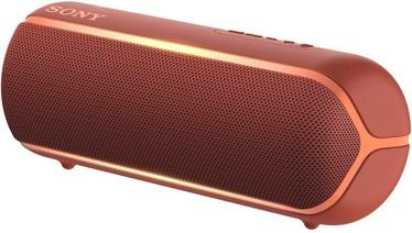 Belaidė kolonėlė Sony XB22 Extra Bass Red