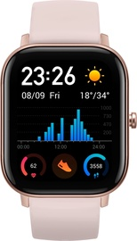 Nutikell Amazfit GTS Rose Pink, roosa