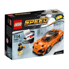 Konstruktorius LEGO Speed Champions, McLaren 75880