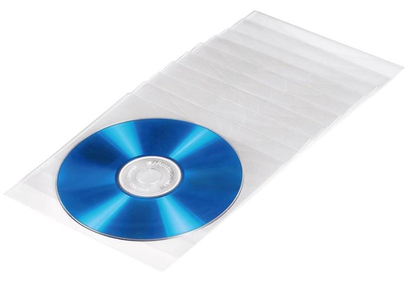 Hama CD/DVD Protective Sleeves x 25 Transparent