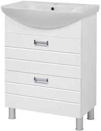 Julius Trading Boston T0117BSN Cabinet 600x820x209mm White