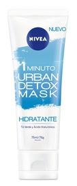 Nivea 1 Minute Urban Skin Detox Hydrating Mask 75ml