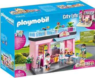 Playmobil City Life My Cafe 70015