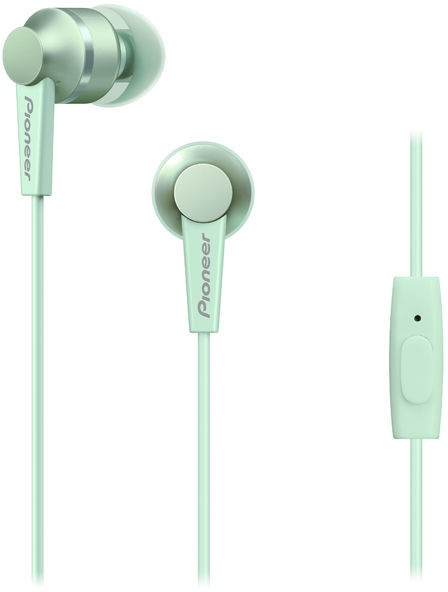 Ausinės Pioneer SE-C3T In-Ear Green