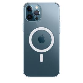 Dėklas skaidrus iPhone 12 Pro Max Magsafe