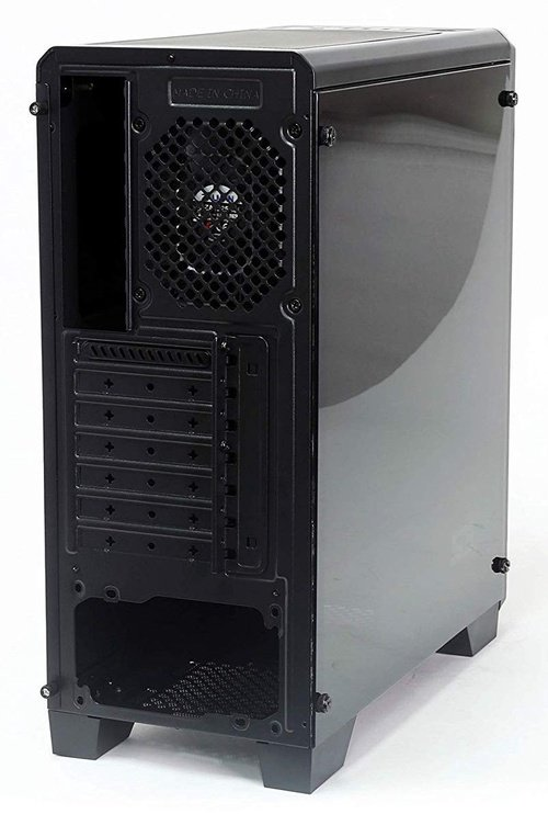 Zalman Case S3 Black