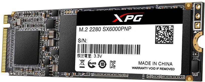 Adata XPG SX6000 Pro PCIe M.2 SSD 512GB