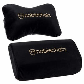 Noblechairs Cushion Set For EPIC/ICON/HERO Black/Gold