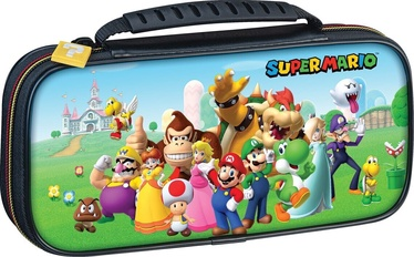 Nintendo Game Traveler Deluxe Travel Case Super Mario & Friends