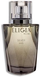 Tualetes ūdens Eligia Silver EDT, 200 ml