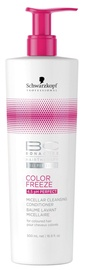 Schwarzkopf BC Color Freeze Micellar Cleansing Conditioner 500ml