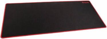 Ducky Flipper Extra Mouse Pad Black/Red