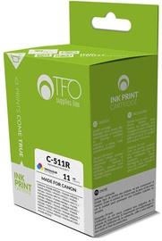 TFO Cartridge Canon C-511R 11ml C/M/Y