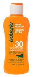 Babaria Aloe Vera Sunscreen Lotion SPF30 100ml