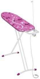 Leifheit Air Board M Solid Plus 120x38cm Pink