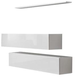 ASM Switch SB II Hanging Cabinet/Shelf Set White