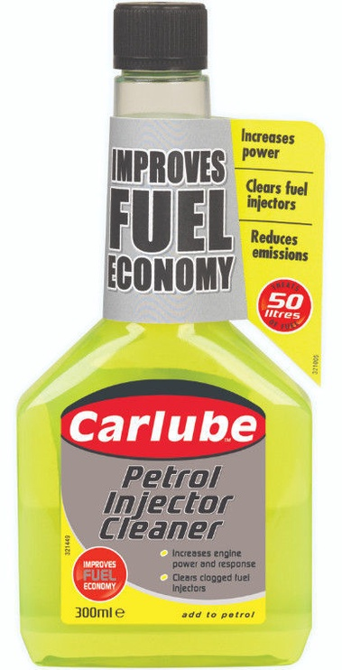 Топливные присадки Carlube Petrol Injector Cleaner 300ml