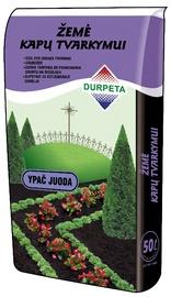 Augsne kapu kopiņām Durpeta, 50L
