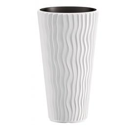 Prosperplast Indoor Plant Pot 39x70.8cm White