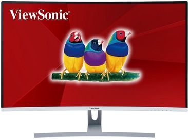 Monitorius ViewSonic VX3217-2KC-MHD