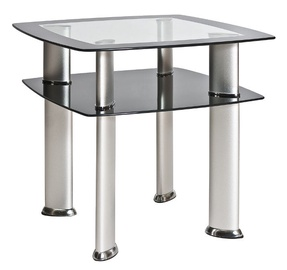 Signal Meble Daria D Coffee Table Silver