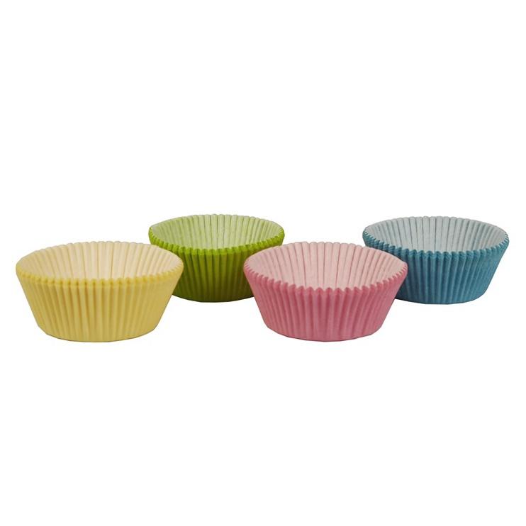 Muffinivormid värvilised 60tk
