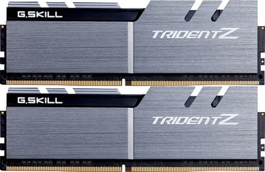 G.SKILL Trident Z Silver/Black 32GB 3200MHz CL14 DDR4 KIT OF 2 F4-3200C14D-32GTZSK