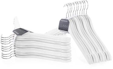Вешалка Homede Luma Hanger White 20pcs
