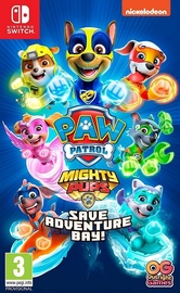 Nickelodeon PAW Patrol: Mighty Pups Save Adventure Bay! SWITCH