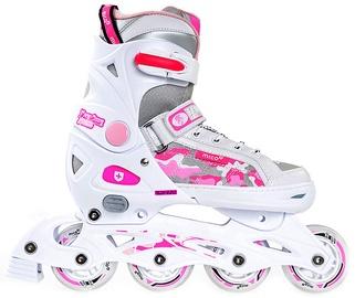 Mico Plus Princess 2in1 White/Pink 33-36