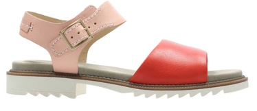 Clarks 26142562 Ferni Fame Light Pink Combination 37.5