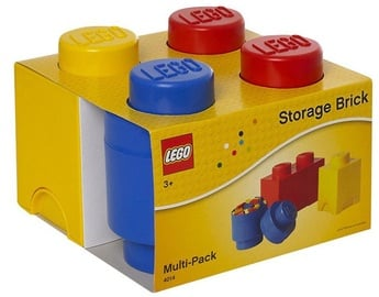 LEGO Storage Brick Multi-Pack S 3pcs