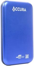 Accura Premium ACC4128 HDD Enclosure Blue