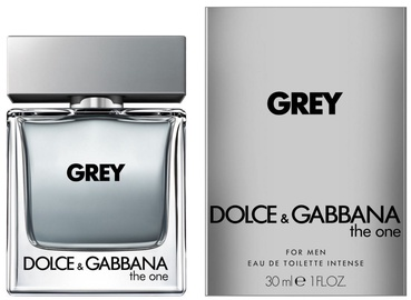 Tualetes ūdens Dolce & Gabbana The One Grey 30ml EDT