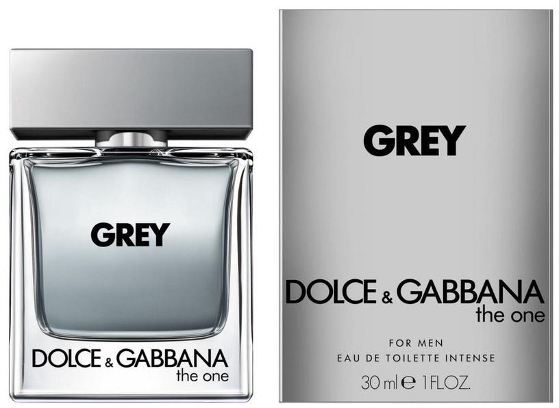 Tualetes ūdens Dolce & Gabbana The One Grey 30ml EDT