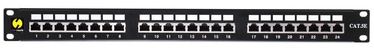 Netrack Patch Panel 24-Ports 104-03